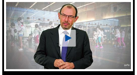 Vœux pour l'année 2017 du directeur de l'AEFE, Christophe Bouchard. Voir la vidéo.