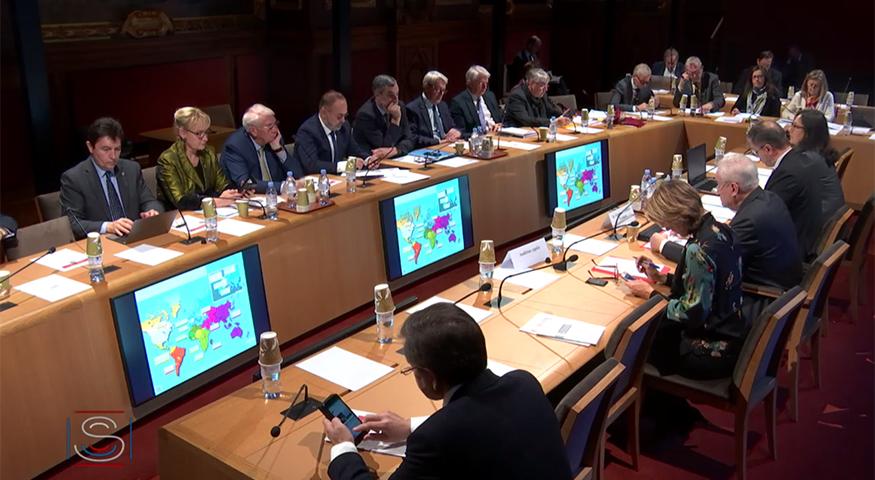 Audition du directeur de l'AEFE au Sénat (4 décembre 2019)