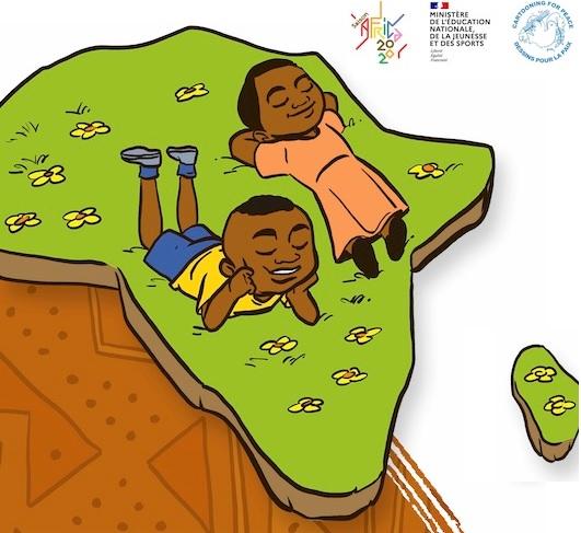 Dessin du projet Dessine-moi l'Afrique