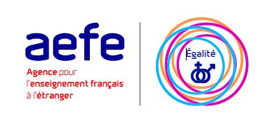 Logo Égalité femmes-hommes AEFE