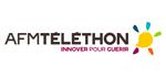 Logo du Téléthon, innover pour guérir