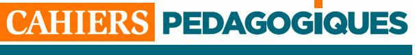Logo des Cahiers pédagogiques