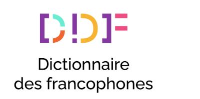 Logo du Dictionnaire des francophones