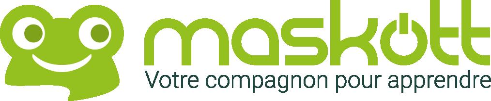 Logo de la société Maskott, prestataire pour le MENJS