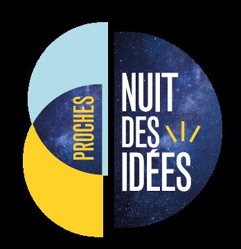 Logo de la Nuits des idées de l'Institut français