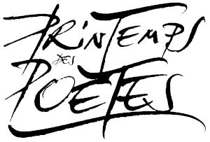 Logo du Printemps des Poètes