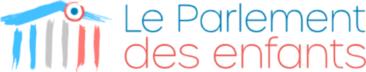 Logo du site du Parlement des enfants