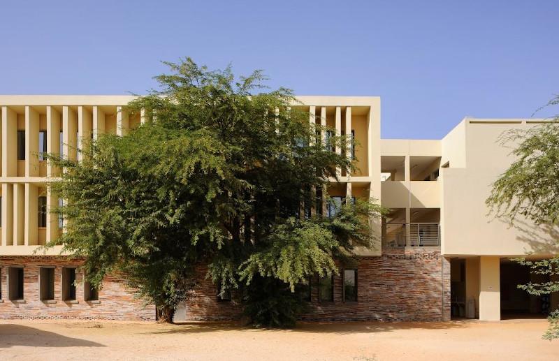 Lycée français Théodore-Monod à Nouakchott
