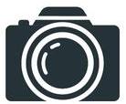 Picto représentant un appareil photo, avec un lien vers un album photo en ligne