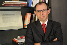 Christophe Bouchard, directeur de l'AEFE