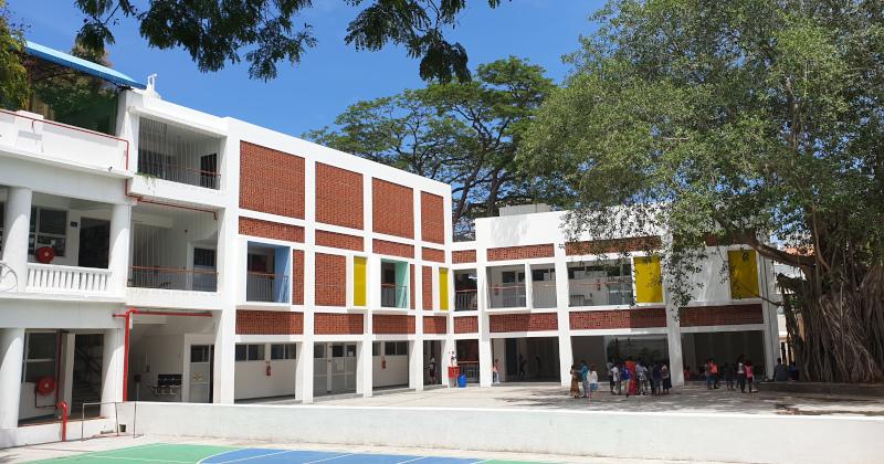 Lycée français international de Pondichéry