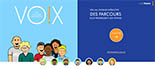 "Vignette : plateforme de Radio France ""Vox, ma chorale interactive"""