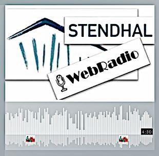 Vignette image pour la web radio du lycée Stendhal de Milan