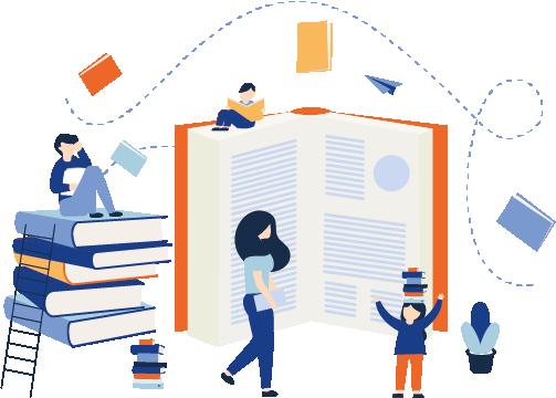 Visuel livres & éditeurs