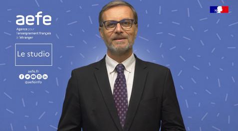 Message de fin d'année scolaire 2020-2021 du directeur de l'AEFE