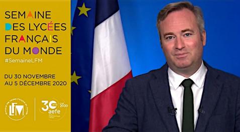 Ouverture de l'édition 2020 de la Semaine des lycée français du monde