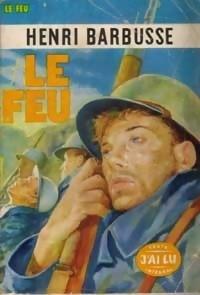 Couverture du livre Le Feu d'Henri Barbusse