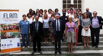 Séminaire des associations FLAM au CIEP à Sèvres (29 août-2 septembre 2016)