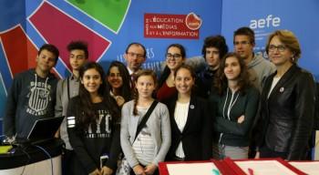 Salon européen de l'éducation du 18 au 20 novembre 2016 : les temps forts sur le stand de l'AEFE