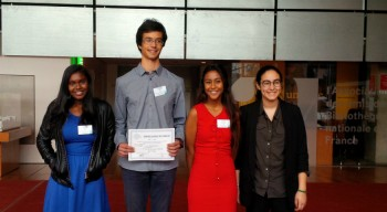 Un 1er prix et deux autres distinctions décernés à des élèves du réseau aux Olympiades nationales de la chimie 2017
