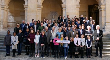 Des mots sous toutes les formes mis en lumière à l'Académie française
