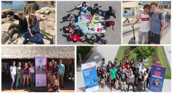 Édition 2018-2019 du programme d'échanges scolaires ADN-AEFE : des élèves de seconde explorent le monde