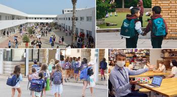 La rentrée des classes 2021 dans les lycées français du monde en images