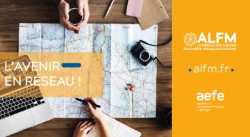Ouverture de la plateforme alfm.fr, le réseau des anciens élèves des lycées français du monde