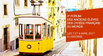 Rendez-vous à Lisbonne les 7 et 8 avril pour le 4e forum mondial des anciens élèves !