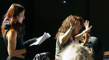 """Alithéa Ripoll, auteure et compositrice de la """"partition des Dix mots"""""""