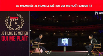 """Saison 13 du concours """"Je filme le métier qui me plaît"""": un beau palmarès avec deux claps d'or"""
