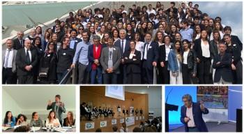 Réelle mobilisation environnementale à la COPVAL 2019 : les simulations de négociations internationales impressionnent les experts de renom invités