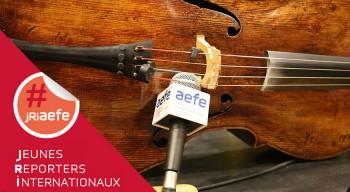 Revivez le concert de l'Orchestre des lycées français du monde enregistré en direct de Madrid le 25 janvier 2019