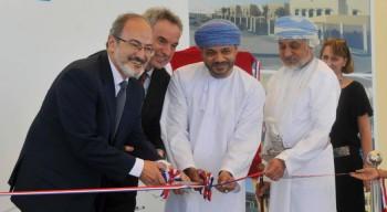Inauguration du nouveau Lycée français de Mascate au sultanat d'Oman