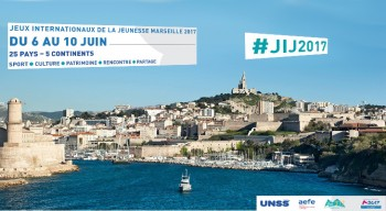 Jeux internationaux de la jeunesse à Marseille : les inscriptions aux JIJ 2017 sont ouvertes !