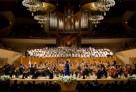Concert de la Journée de l'Europe à Madrid dans le prestigieux Auditorium national de musique