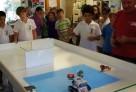 Tournoi de robotique  « Springbot 2013 » : défi relevé pour les élèves des établissements d'Afrique australe et océan Indien !
