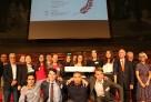 Remise des prix du concours général 2016 dans le grand amphithéâtre de la Sorbonne : 12 élèves du réseau à l'honneur