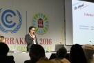 À Marrakech, 150 collégiens et lycéens se mobilisent pour le climat sous l'œil de jeunes reporters