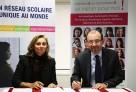 """L'association """"Elles bougent"""" et l'AEFE deviennent partenaires pour renforcer la mixité dans les filières scientifiques et technologiques"""