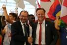 L'AEFE et l'UNSS reforcent leur partenariat pour la période 2017-2020
