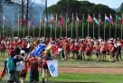 """Première édition de """"ZE JO"""" en Grèce : les valeurs de l'olympisme portées par les écoliers de la zone Europe"""