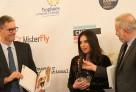 Caroline Torbey, auteure, lauréate du trophée « Ancien-ne élève des lycées français du monde » 2019