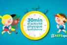 """L'AEFE se mobilise pour la santé et le bien-être des élèves avec le dispositif """"30 minutes d'activité physique quotidienne"""""""