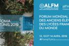 À vos agendas ! Rendez-vous à Tunis les 12 et 13 avril pour le 5e forum mondial des anciens élèves des lycées français