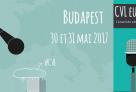 Conseil de la vie lycéenne d'Europe à Budapest, avec des travaux en direct radio