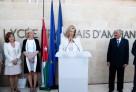 Au lycée français d'Amman, discours inaugural de la ministre déléguée Hélène Conway-Mouret