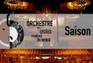 Huitième saison de l'Orchestre des lycées français du monde : les candidatures sont ouvertes...