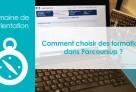 Semaine de l'orientation : tutoriel sur la saisie des vœux sur la plateforme Parcoursup