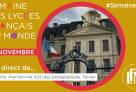 """J3 de #SemaineLFM : suivez le colloque """"L'éducation plurilingue, un défi contemporain"""""""
